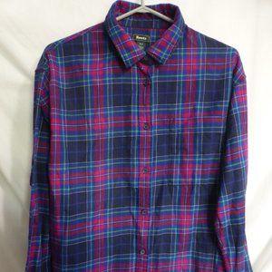 ROOTS, s, small, alaina boyfriend shirt, BNWT